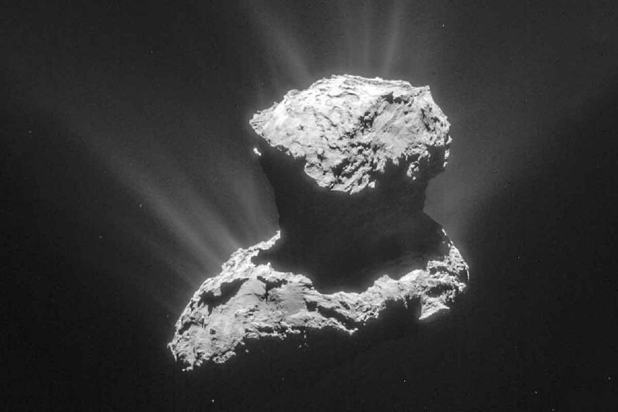 earth scientist suggests comet - HD1200×800