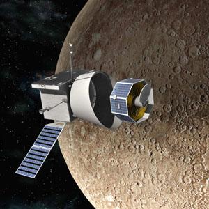 Evropsko-japonská sonda k Merkuru: BepiColombo