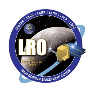 Logo projektu LRO