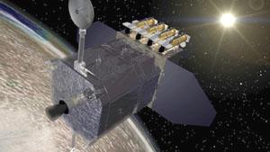 Připravovaná sluneční družice SDO
