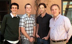 Vědecký tým UC Santa Barbara