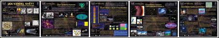 Náhled výstavy Moderní kosmologie