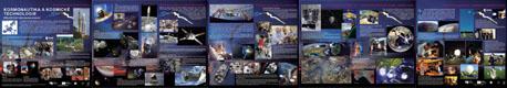 Náhled výstavy Kosmonautika a kosmické technologie