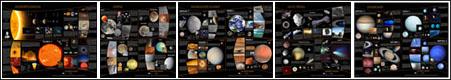 Náhled výstavy Sluneční soustava