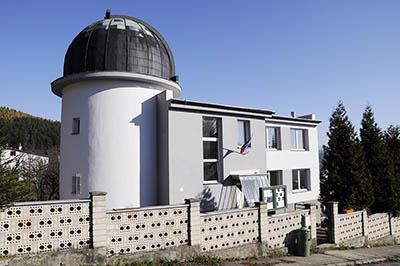 Kysucká hvezdáreň v Kysuckom Novom Meste