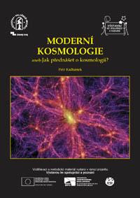 Obálka publikace Moderní kosmologie