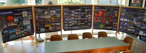 Výstava Meteorologie